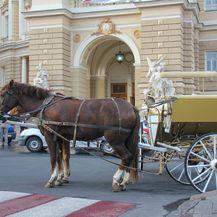 Odesa, Ukrajina - 2