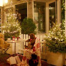 Božićni ambijent u zagrebačkom kafiću Finjak - 3