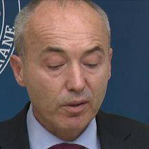 Krstičevićevo pojašnjenje u vezi optužbe za plagiranje (Video: Dnevnik Nove TV)
