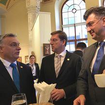 Viktor Orban i Andrej Plenković (Foto: Dnevnik.hr)
