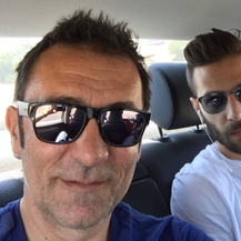 Branko Đurić Đuro i Filip Đurić (Foto: Facebook)