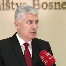 Dragan Ćović za Dnevnik Nove TV (Foto: Dnevnik.hr) - 1