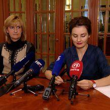 Branka Juričev Martinčev i Irena Petrijevčanin Vuksanović
