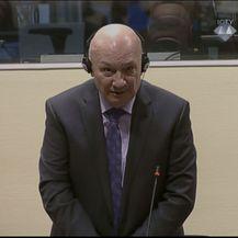 Milivoj Petković u sudnici (Foto: Dnevnik.hr)