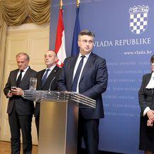 Andrej Plenković (Foto: Patrik Macek/PIXSELL)