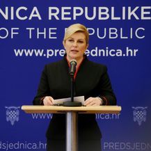 Kolinda Grabar-Kitarović (Foto: Dalibor Urukalovic/PIXSELL)
