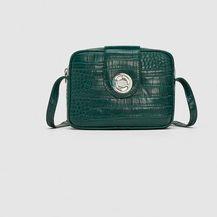 Zara četvrtasta torbica, 129,90 kuna