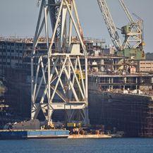Brodogradilište Uljanik (Foto: Dusko Marusic/PIXSELL)