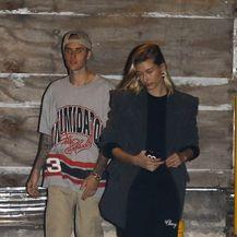 Justin Bieber i Hailey Baldwin (Foto: Profimedia)