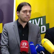 Ivan Vilibor Sinčić i Vladimira Palfi (Foto: Dnevnik.hr)