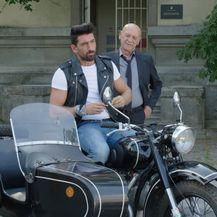 Slavko Sobin i Žarko Savić (Foto: PR)