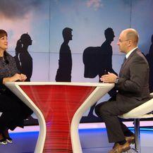 Zastupnica u Europskom parlamentu Dubravka u Šuica o Marakeškom dokumentu i migranti u Europi (Foto: Dnevnik.hr) - 1