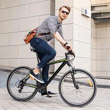 Biciklom na posao (Foto: Getty Images)