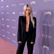 Kim na LACMA gali 2017. godine