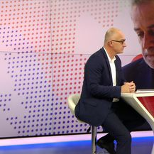 Predsjednik HNS-a Ivan Vrdoljak gost Dnevnika Nove TV (Video: Dnevnik Nove TV)