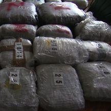 Porast zapljena droge (Foto: Dnevnik.hr) - 2