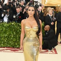 Kim Kardashian (Foto: Neilson Barnard / GETTY IMAGES NORTH AMERICA / AFP)