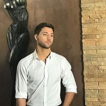Stefan Živojinović (FOTO: Instagram)