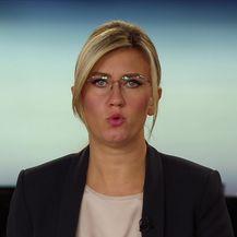 Željko Komšić u Zagrebu (VIDEO: Vijesti Nove TV u 14)