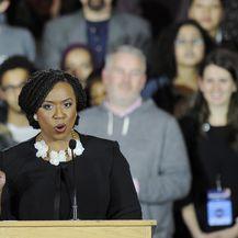 Ayanna Pressley (Foto: Joseph PREZIOSO / AFP)