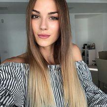 Melanie Bradarić (Foto: Instagram)