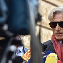 Tomislav Horvatinčić ponovo na sudu (Video: Pixsell)