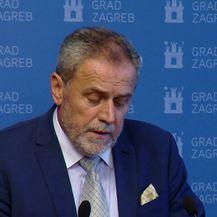 Milan Bandić ispričao se zbog dolaska Palme (Video: Dnevnik.hr)