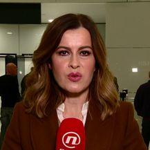Josipa Krajinović s aerodroma (Video: Dnevnik.hr)