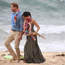 Meghan Markle i princ Harry (Foto: AFP)