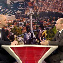 Potpredsjednik Vlade Tomislav Tolušić gost Dnevnika Nove TV (Video: Dnevnik Nove TV)