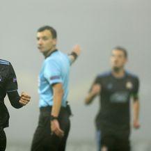 Gojak doveo Dinamo u vodstvo (Foto: Goran Stanzl/PIXSELL)