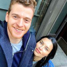 Adriana Lima i Metin Hara (Foto: Instagram)