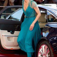 Catherine u haljini Jenny Packham 2012. godine