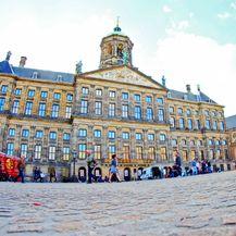 Kraljevska palača, Amsterdam, Nizozemska