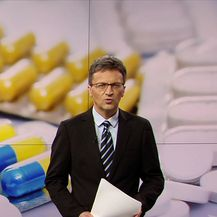 Jeftniji lijekovi, skuplje cigarete (Video: Vijesti u 17 h)
