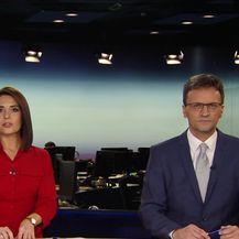 Domagoj Mikić testira vozače na alkohol (Video: Dnevnik Nove TV)