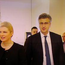 Vlada će odrediti tko ide u Marakeš (Video: Vijesti u 17h)