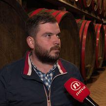 Vinogradar David Štampar (Footo: Dnevnik.hr)