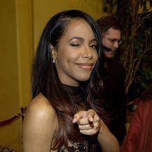 Aaliyah (Foto: AFP)