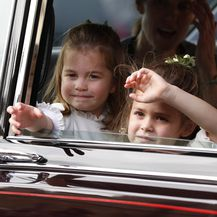 Princeza Charlotte (Foto: Getty Images)