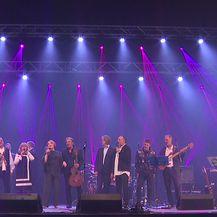 Brojni glazbenici zajedničkim koncertima odali počast Oliveru Dragojeviću (Video: IN Magazin)