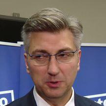 Izjava premijera Plenkovića nakon sjednice Nacionalnog vijeća i Predsjedništva HDZ-a (Video: Dnevnik.hr)