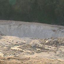 Krater nadomak Pazina (Foto: Dnevnik.hr)