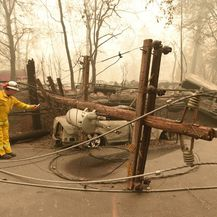 Požari u Kaliforniji (Foto: AFP) - 3