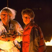 Michael J. Fox i Christopher Lloyd (Foto: Profimedia)