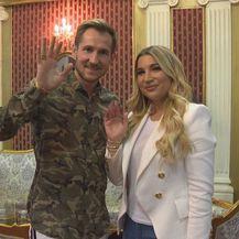 Leyla i Izet Hajrović (Foto: Dnevnik.hr)
