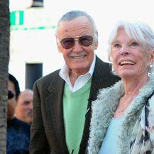 Stan i Joan Lee (Foto: AFP)