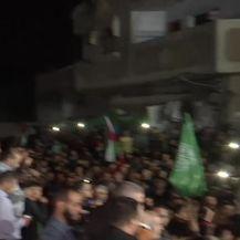 Prosvjedi Palestinaca (Video: APTN)