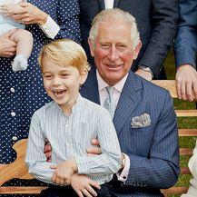 George s djedom Charlesom