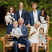 Službeni portret povodom 70. rođendana princa Charlesa
